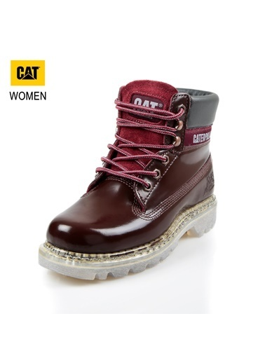 Caterpillar Bot Bordo
